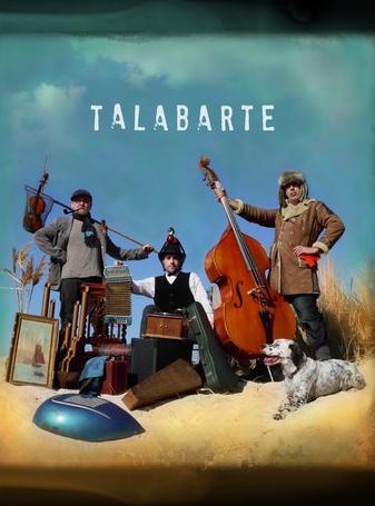 TALABARTE - FENDENDO ACHAS